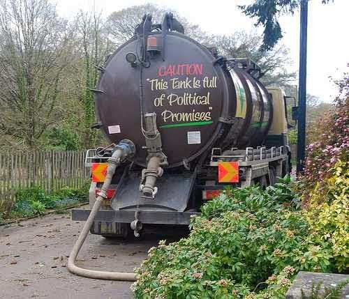 Septic tanker by deerleap via photopin